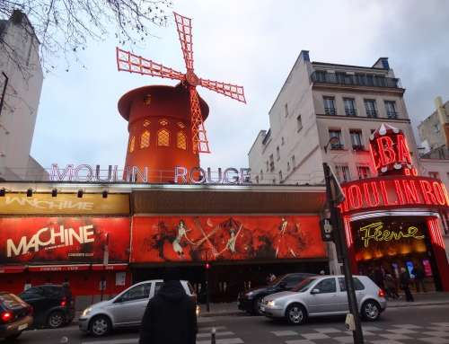 Paris-Roteiro 3° dia