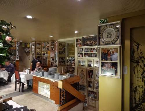 Solar do Presuntos – Restaurante tradicional em Lisboa