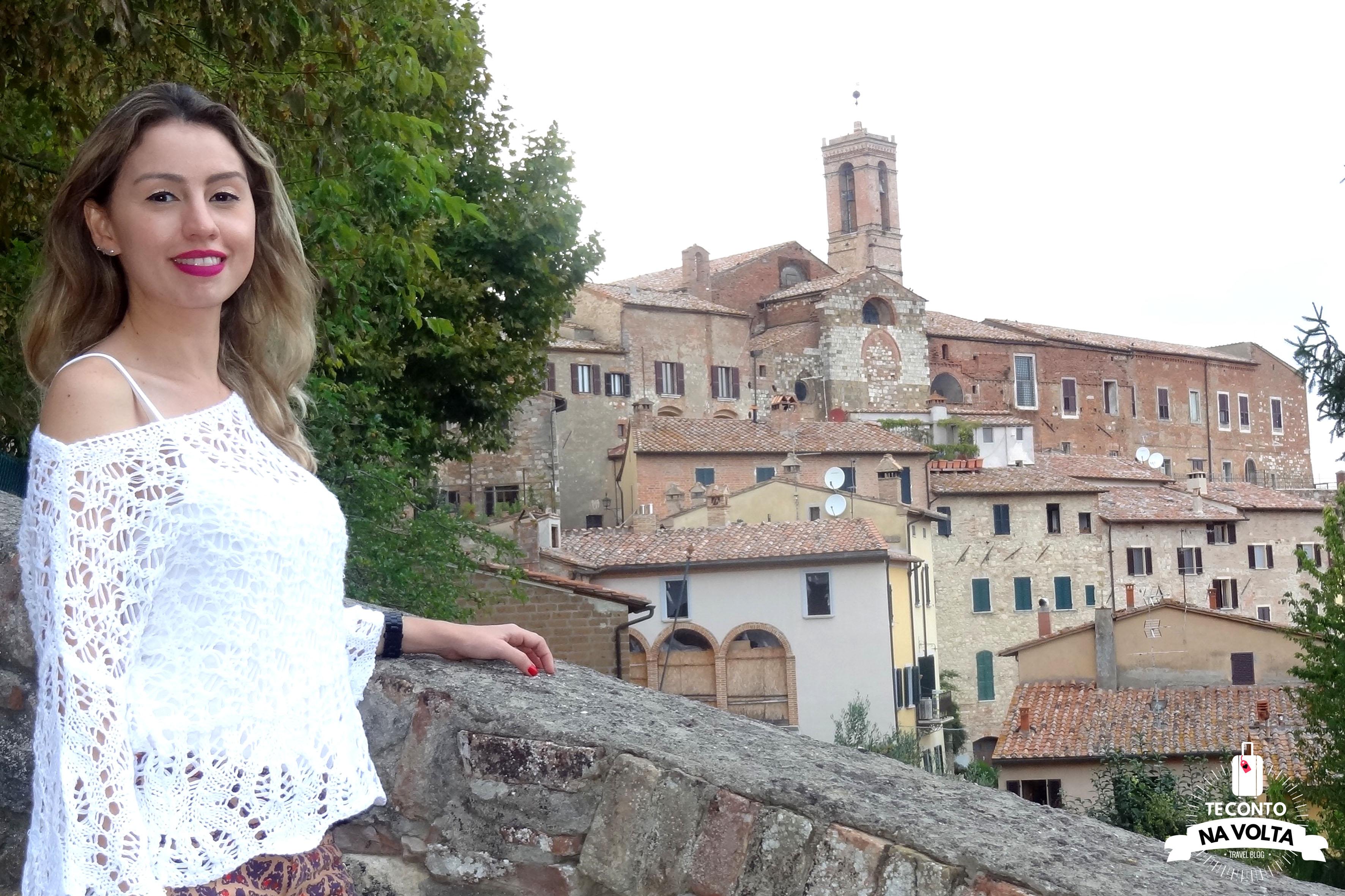 Roteiro Toscana de carro