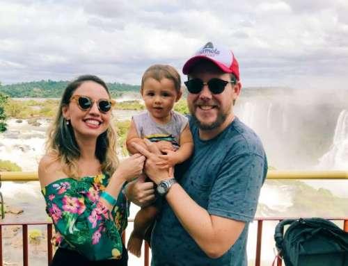 Cataratas do Iguaçu com bebê: dicas para curtir com os pequenos