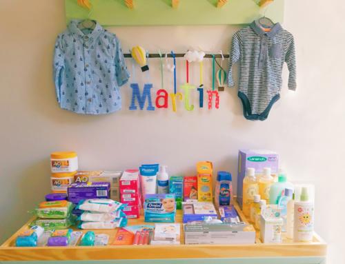 Enxoval de bebê nos Estados Unidos: lista de produtos de farmácia
