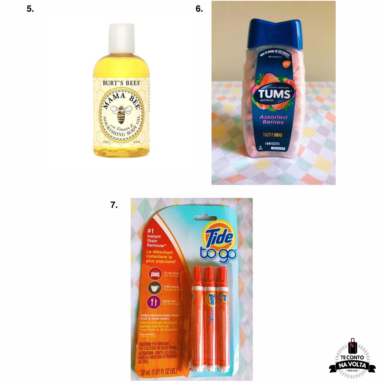 lista de produtos para as mães no enxoval